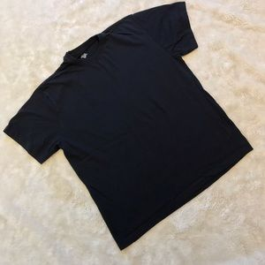 Banana Republic basic black tee
